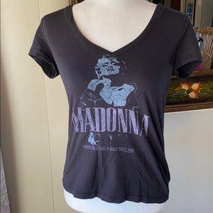 Madonna Tshirt 1987 Tour